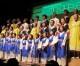「チョソンサラム最高」の姿、神奈川学生会文化公演の会場で