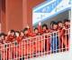 〈ピョンヤン笑顔の瞬間 127〉金日成競技場で再会
