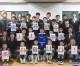 朴一圭選手のJ1優勝に感動/神奈川中高でパブリックビューイング