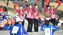 〈ピョンヤン笑顔の瞬間 133〉体育の日の応援合戦