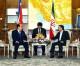 김영남위원장, 이란의 여러 인사들과 회담