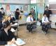 제2차 오까야마초중 대외공개수업/학교와 일본단체가 공동주최