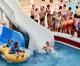 【사진특집】평양의 시원한 여름나기/흥성이는 빙수매대, 물놀이장, 맥주집…