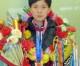 리광옥선수가 아시아마라손선수권대회에서 금메달