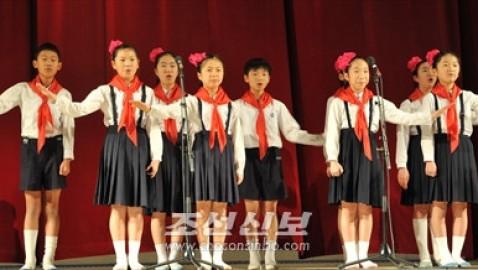 민족교육의 화원속에서 자라나는 학생들의 모습 눈부시게 빛나/광명성절경축 2019학년도 재일조선학생 중앙구연대회